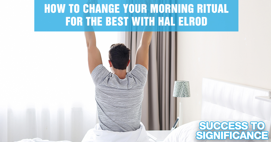 STS 31 | Morning Rituals