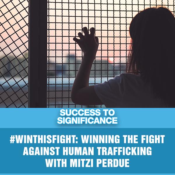 STS 44 Mitzi Perdue | #WinThisFight