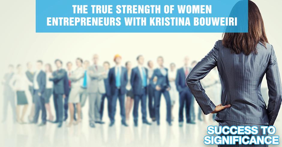 STS 53 Kristina Bouweiri | Women Entrepreneurs