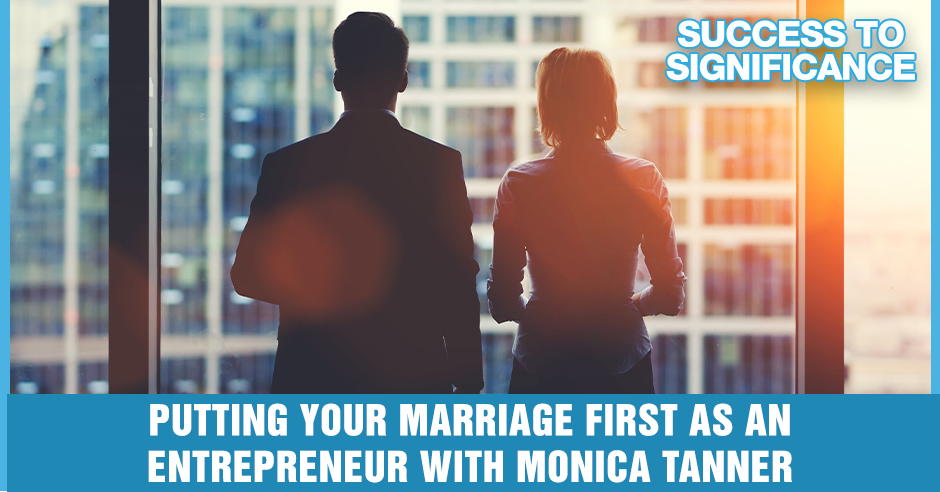 STS 57 Monica Tanner  Marriage First