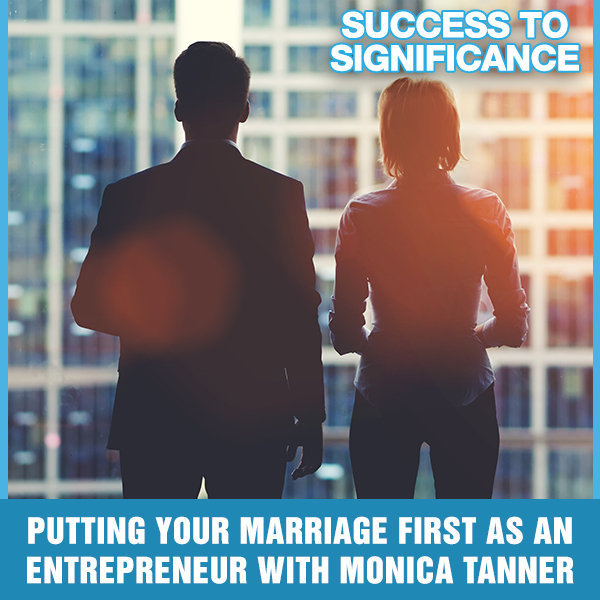 STS 57 Monica Tanner |Marriage First