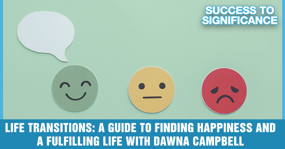 STS 63 Dawna Campbell | Finding Happiness